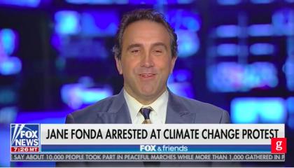 Marc Morano attacks Jane Fonda on Fox & Friends
