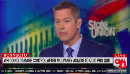 "CNN contributor Sean Duffy says Trump should still push Ukrainian investigation even though DNC server conspiracy theory ""may be"" debunked"