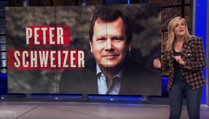 Samantha Bee explains how Peter Schweizer manipulates the media into amplifying false smears against Democrats