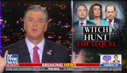 Sean Hannity on Impeachment