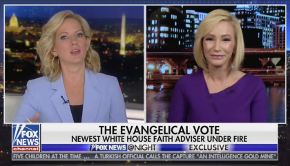 Paula White on Shannon Bream