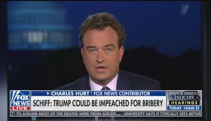 Fox News contributor Charles Hurt