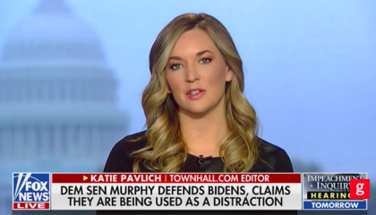 "Fox's Katie Pavlich lies that Joe Biden ""did something illegal"" when he ""demanded the firing of a prosecutor"""
