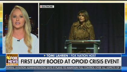 Fox Nation host Tomi Lahren