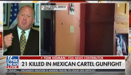 Fox News contributor Tom Homan