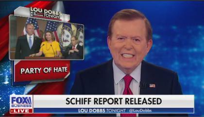 Lou Dobbs Impeachment Report