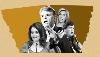 Mollie Hemingway, Sean Hannity, Laura Ingraham, and Tucker Carlson