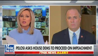 sandra-smith-dan-kildee-impeachment-witnesses-trump-fox-news-12-05-2019