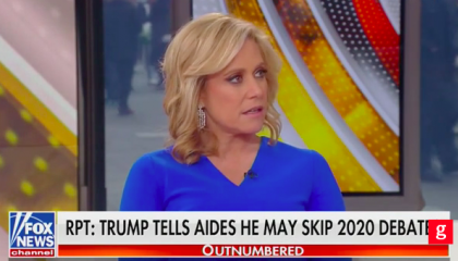 "Fox News host support Trump skipping presidential debates: ""I don't know if I agree there has to be debates in the sense that we've broken every rule, everything that was is gone."""