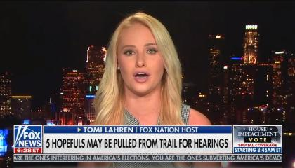Fox Nation host Tomi Lahren
