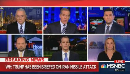 Panel on Iran missile attack