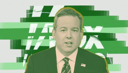 Ed Henry, a serial misinformer, was just named one of Fox News' weekday co-anchors
