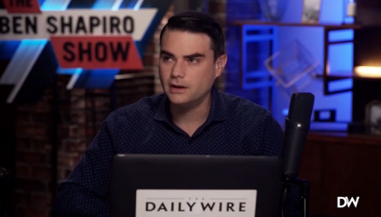 "Ben Shapiro: The right to vote should require ""some sort of minimum level of knowledge"""