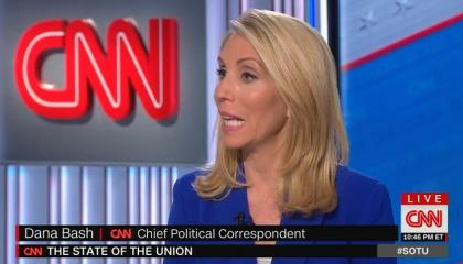 "CNN's Dana Bash blames ""both sides"" for a lack of decorum during State of the Union"