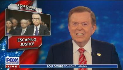 "Lou Dobbs: Andrew McCabe got away with ""one of the single greatest abuses of power in American history"""