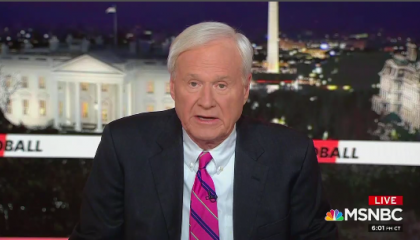 Chris Matthews apologizes to Senator Bernie Sanders after comparing his Nevada caucus victory to the Nazi takeover of France