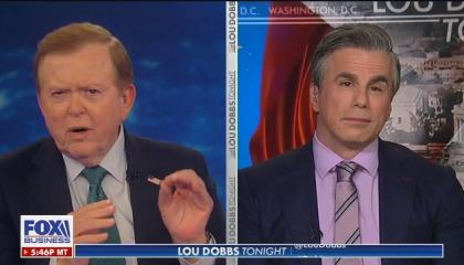 Lou Dobbs wants a special counsel appointed to investigate Joe Biden