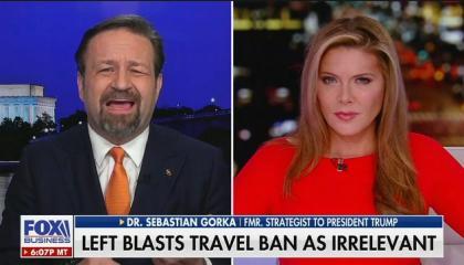 "On Fox Business, Sebastian Gorka says coronavirus outbreak shows Trump ""has been utterly proven correct"""