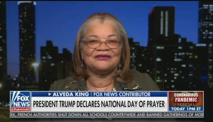 Fox News contributor Alveda King