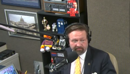 """Sebastian Gorka: """"Coronavirus will add to the successful expansion of our nation and our civilization"""""""