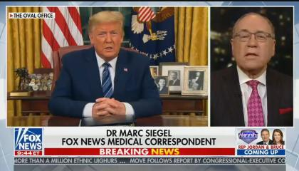 Fox News contributor Dr. Marc Siegel