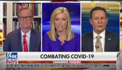 Fox and Friends host Ainsley Earhardt pushes coronavirus medical drugs