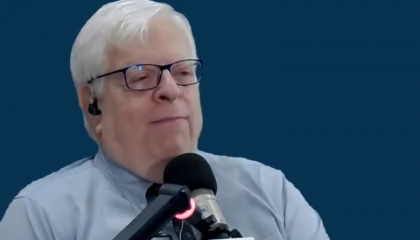 Prager says people must die in a war