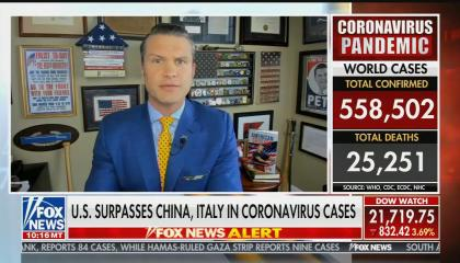Pete Hegseth Outnumbered