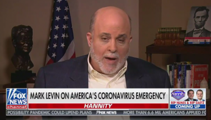 Mark Levin on Hannity