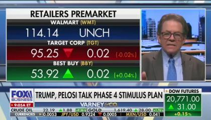 Reagan-era economist Art Laffer on Fox Business