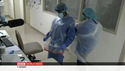 BBC coronavirus report 4/6/20
