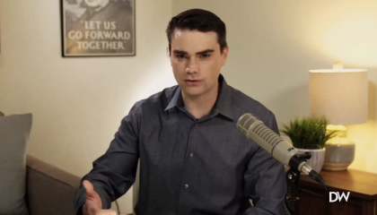"Ben Shapiro calls Earth Day a ""pagan holiday"""
