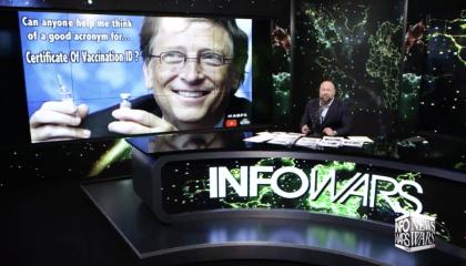 Alex Jones Bill Gates