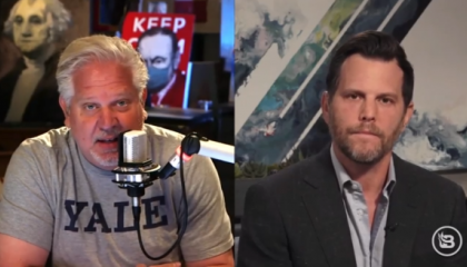 Dave Rubin says all life has a little risk