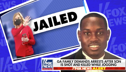 Fox News Ahmaud Arbery slain Shelley Luther jailed