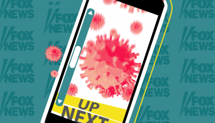 Fox News turning away from coronavirus