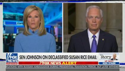 Martha MacCallum lies, claiming Obama did not warn Trump about Michael Flynn