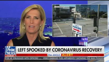 Laura Ingraham says lockdown states shouldn't get any more bailout money