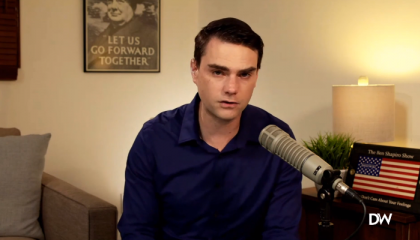 Ben Shapiro says the only legal racism that exists now is racism on behalf of minorities