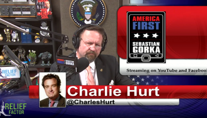 "Washington Times' Charles Hurt: ""We can debate about what side was right or wrong"" during the Civil War"