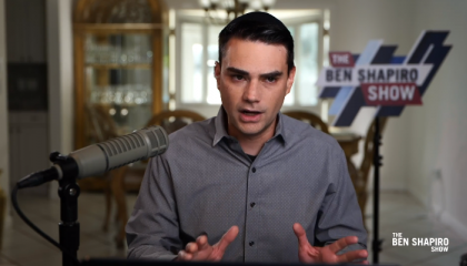 "Ben Shapiro says the movie ""Get Out"" is racist against white people"