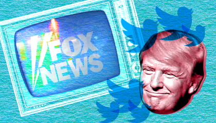Trump Fox News obsession