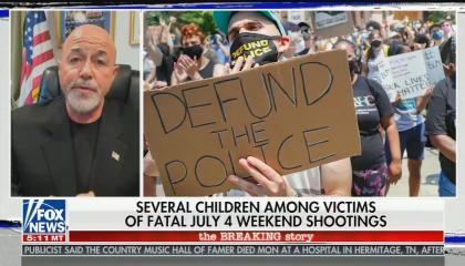 On Fox News' straight news show, guest pushes debunked conspiracy theory about Black Lives Matter