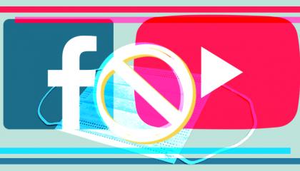 YouTube Facebook masks