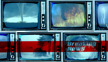 Corporate TV news' needs to break its cycle of shallow coverage of extreme weather