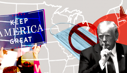 Donald Trump's New Hampshire rally