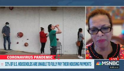 MSNBC Live for July 19, 2020: Housing and evictions crisis
