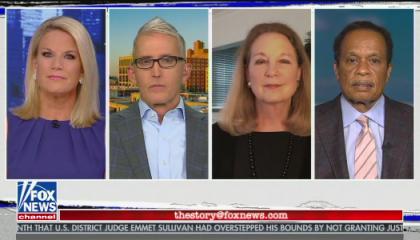 Martha MacCallum hosts The Story on Fox