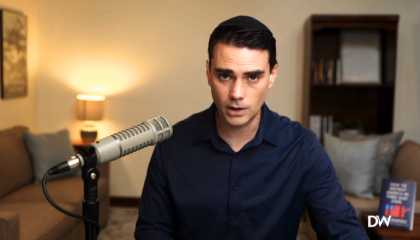Ben Shapiro says America isn't racist because Black people don't try to be white