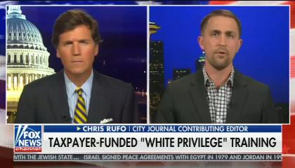 Tucker Carlson guest thinks diversity training is more dangerous than nuclear weapons